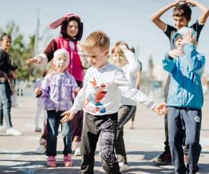 Детский фестиваль в Синегорье 4 июня 2021